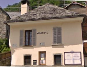 La latteria turnaria di Coimo si trova vicino all'ex municipio della frazione vigezzina.