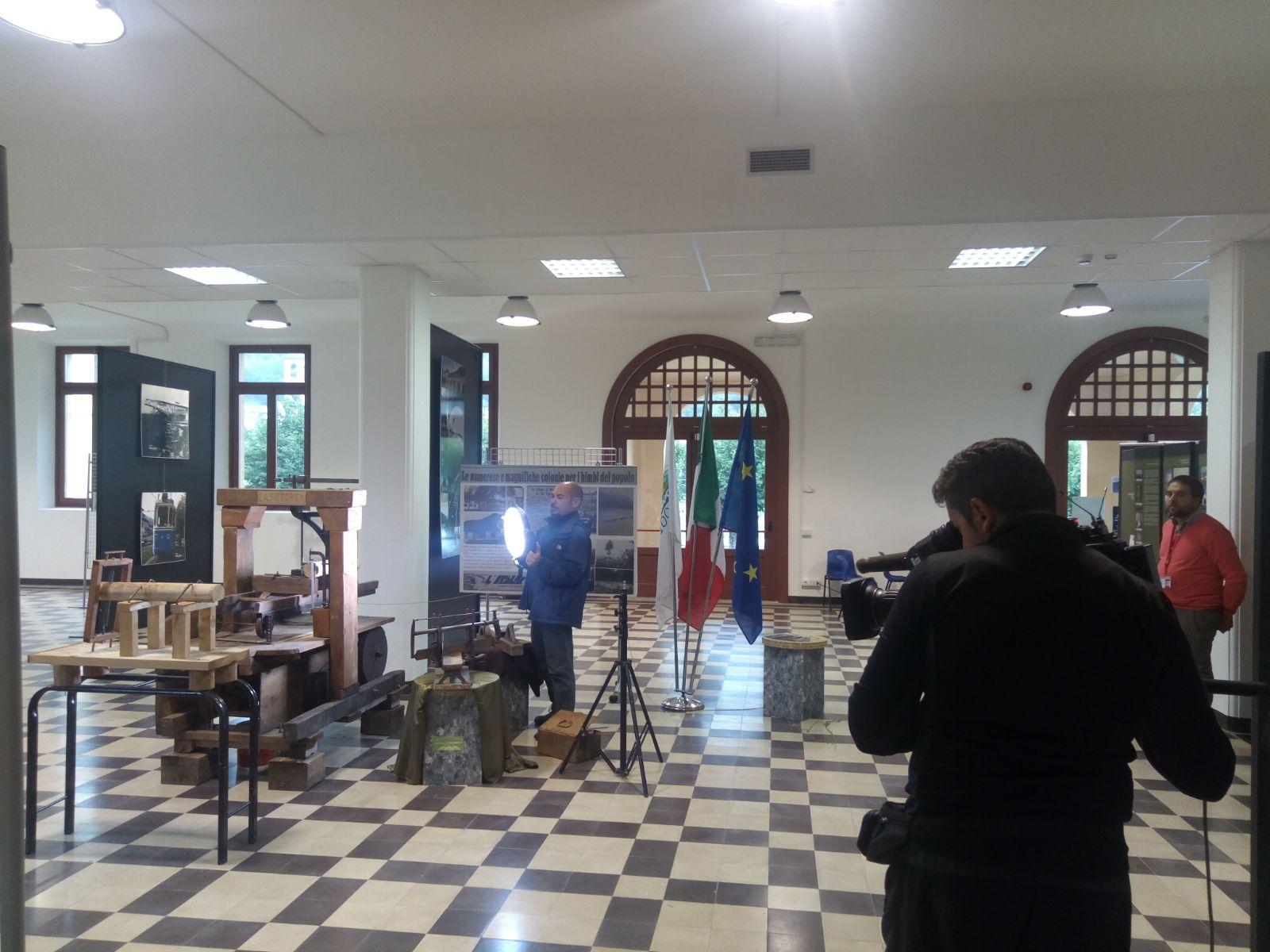 Troupe Sereno Variabile museo di Druogno