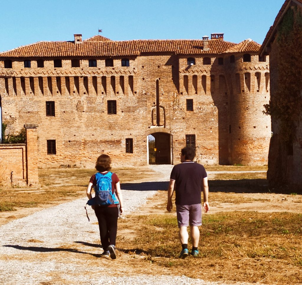 Smart Walking - camminate culturali dal Castello di Proh